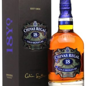 Rượu Chivas 18 năm hộp nâu