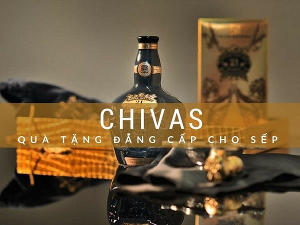 Rượu Chivas 21 năm