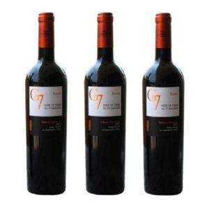 Rượu vang Chile G7 Cabernet Sauvignon