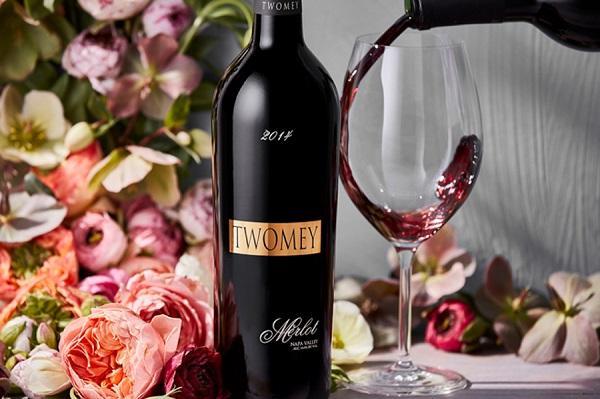 Rượu vang Twomey Merlot hương vị rượu vang đẳng cấp của giới thượng lưu