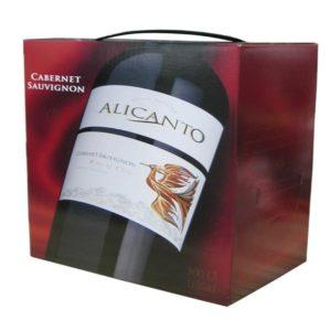 Ruou vang bich Alicanto Cabernet Sauvignon 3 lit