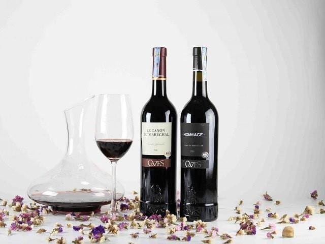 Rượu vang uống có tốt không?
