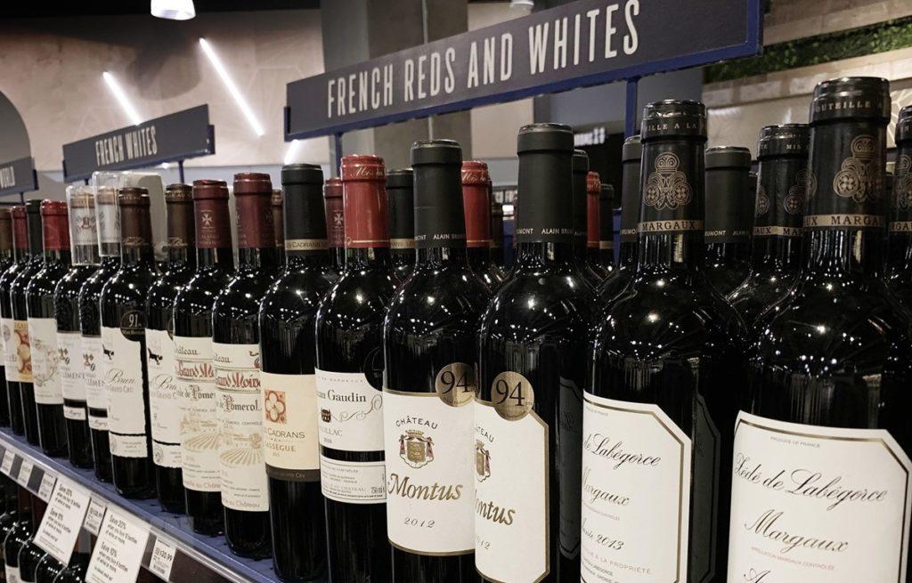 Rượu vang Mỹ