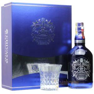 Rượu Chivas 18 xanh