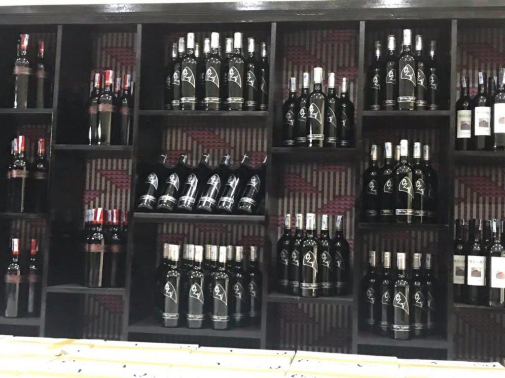 rượu vang Mỹ nhập