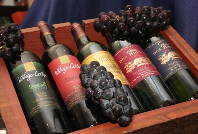 Các thương hiệu rượu vang Ý được yêu thích