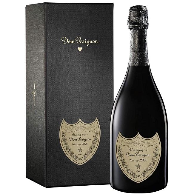 Champagne Dom Pérignon chất lượng ngon thượng hạng