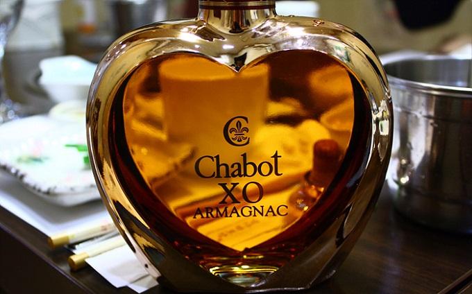Đến với Passiwine - Quà tặng tinh túy đến chọn được rượu Chabot Armagnac tốt nhất