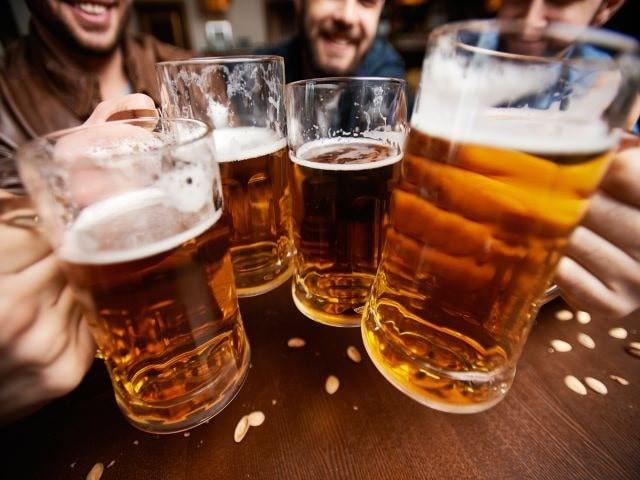 Độ cồn của beer Hà Nội là bao nhiêu?