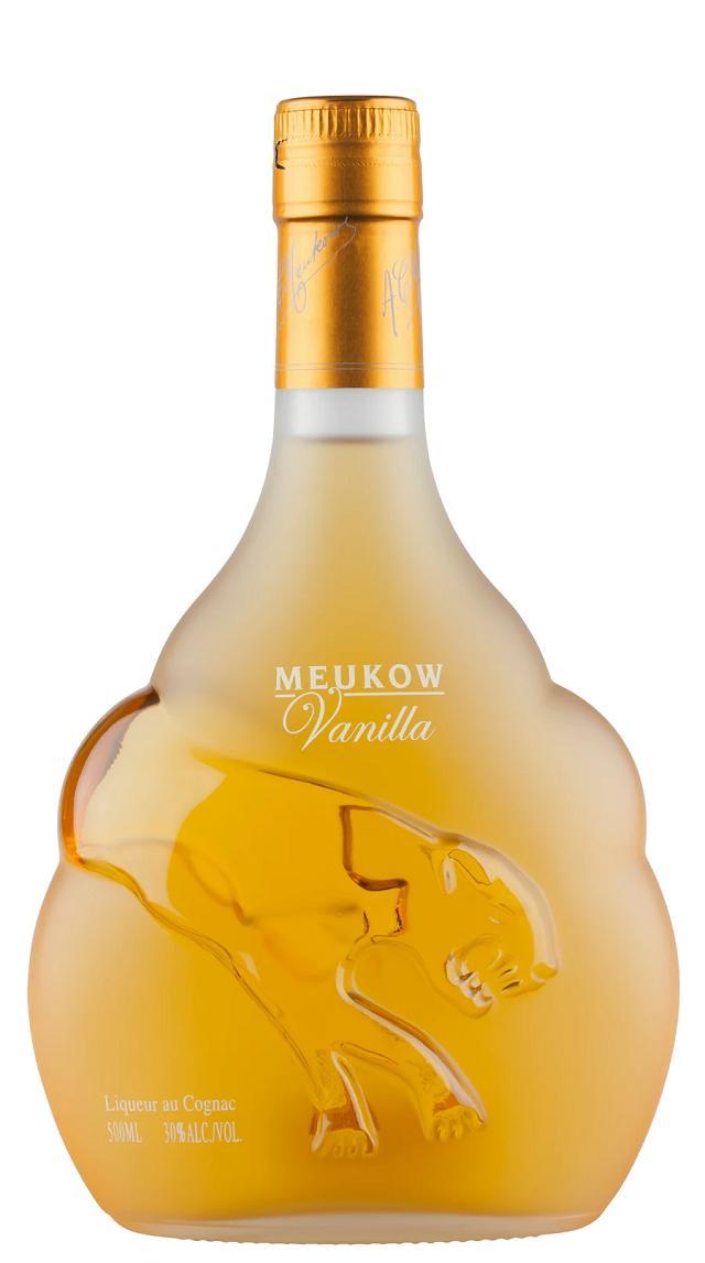 Hương vị đặc biệt của Meukow Vanilla