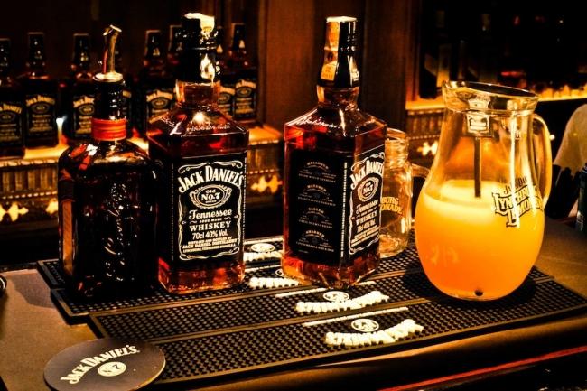 hãng rượu Jack Daniel's