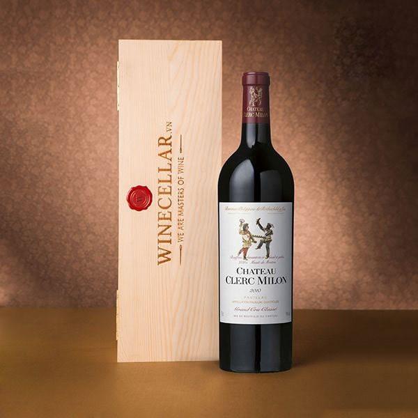 Lịch sử hệ thống phân loại rượu Grand Cru Classé thượng hạng