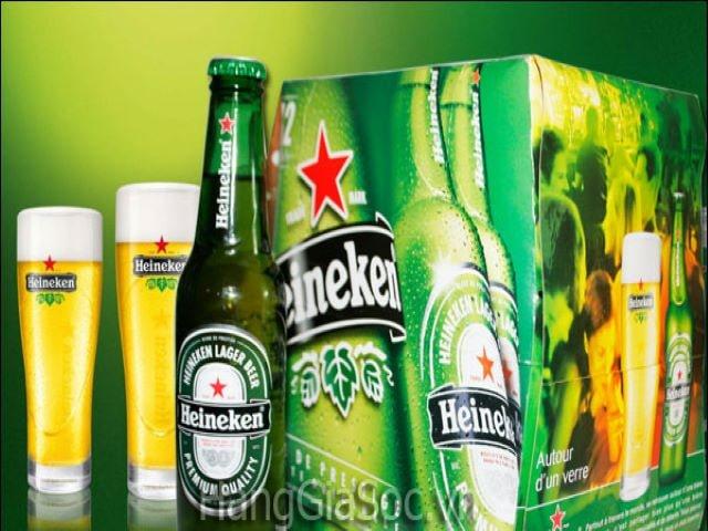 Lịch sử ra đời của bia Heineken