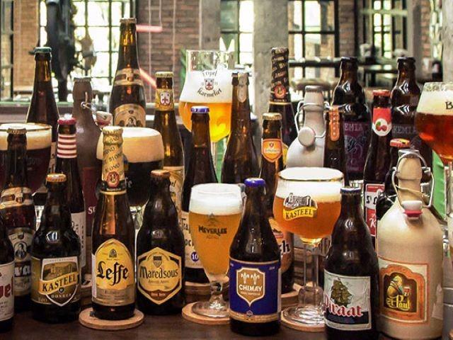 Lịch sử ra đời và phát triển của bia