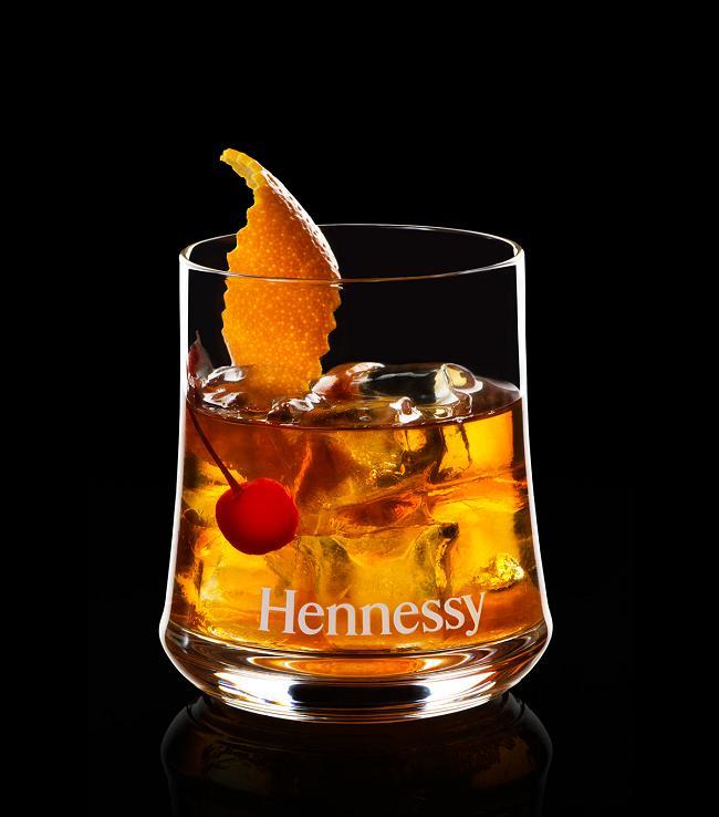Một ly cocktail Hennessy để bừng tỉnh vị giác đang ngủ quên