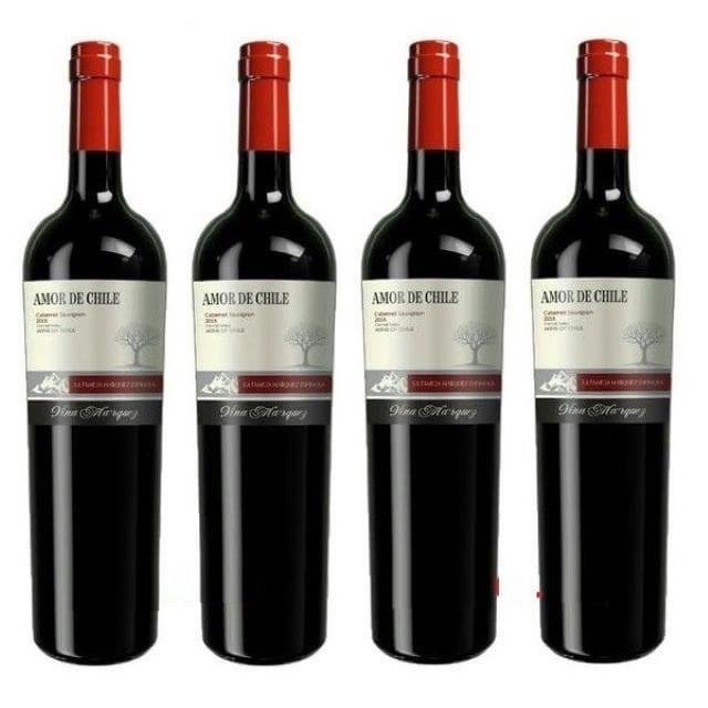 Nguồn gốc rượu vang Chile