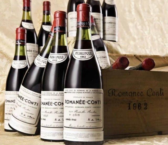 Những thương hiệu rượu vang Pháp nổi tiếng