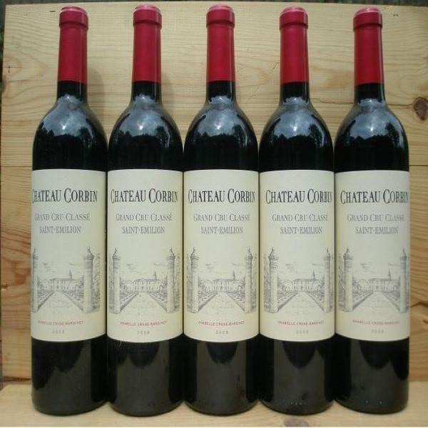 Những vùng có sản xuất rượu đã được xếp hạng Grand Cru Classé