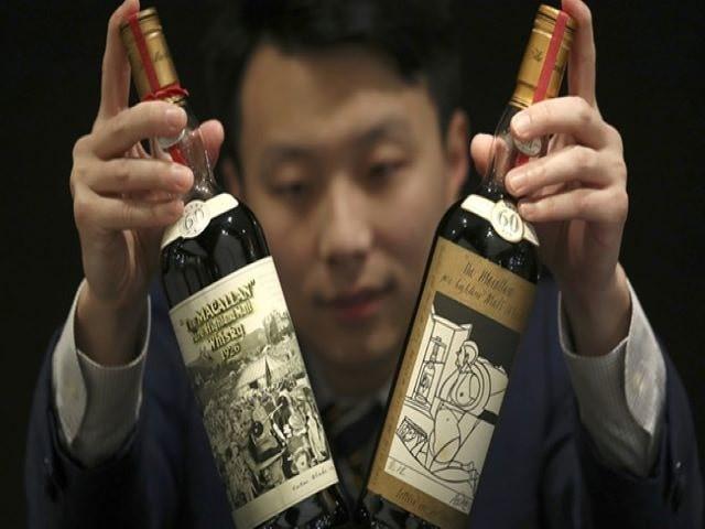 Passiwine - Quà tặng tinh túy, nơi giá trị Whisky được tỏa sáng