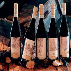 Quý ông lịch lãm đại diện thương hiệu rượu vang của Ý