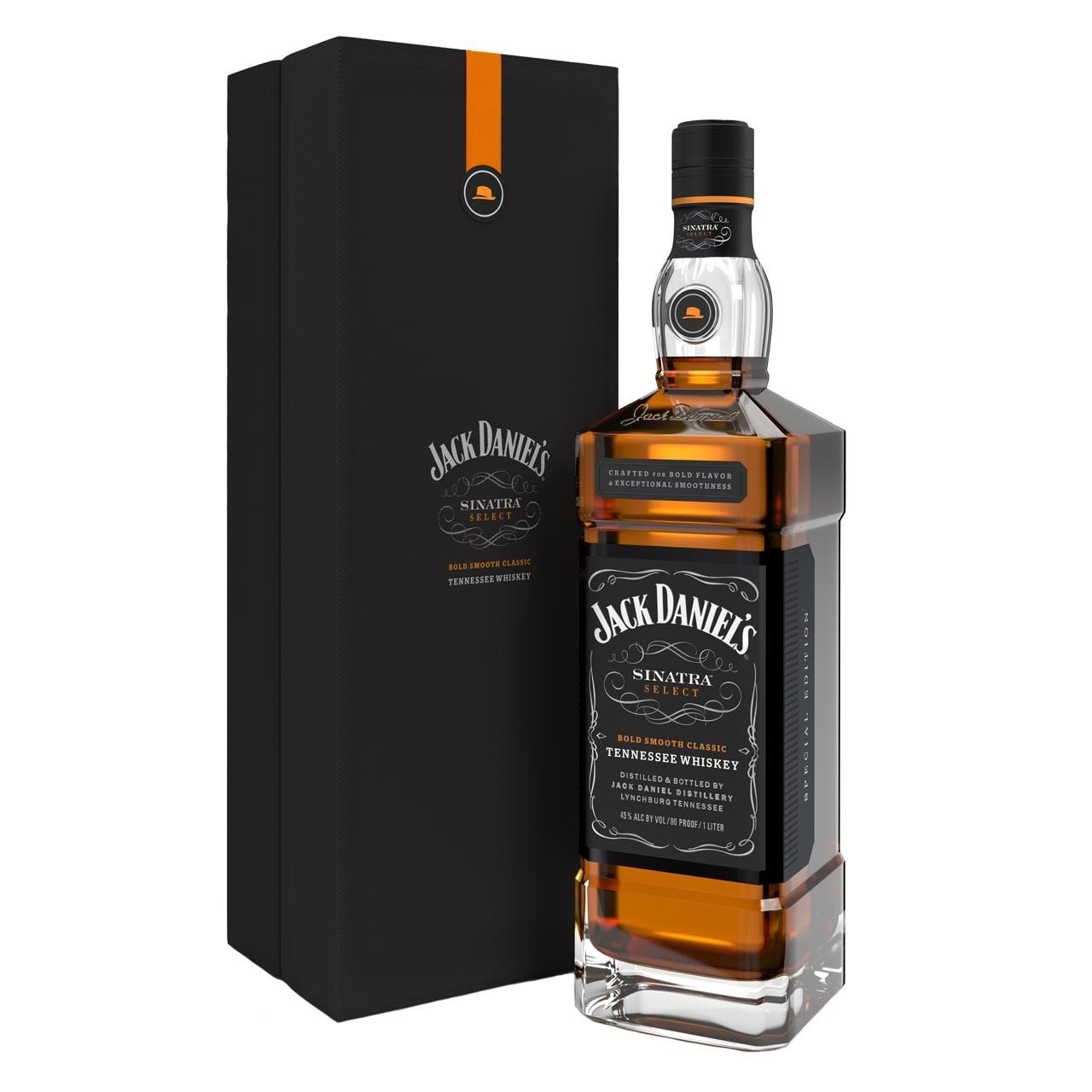 Rượu Jack Daniel's Sinatra Select.