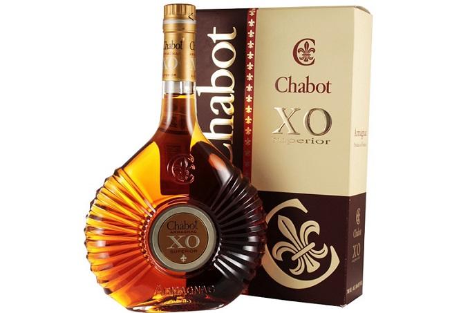 Rượu Chabot Armagnac là sự kết hợp, pha trộn giữa nền văn hóa lớn