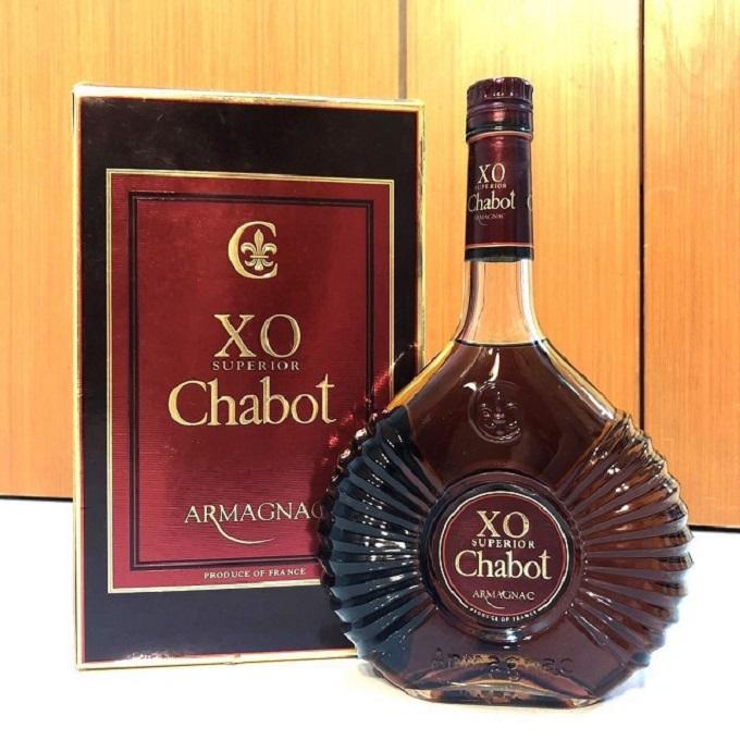 Rượu Chabot Armagnac mang đến hương vị tuyệt vời khi thưởng thức cùng đồ ăn