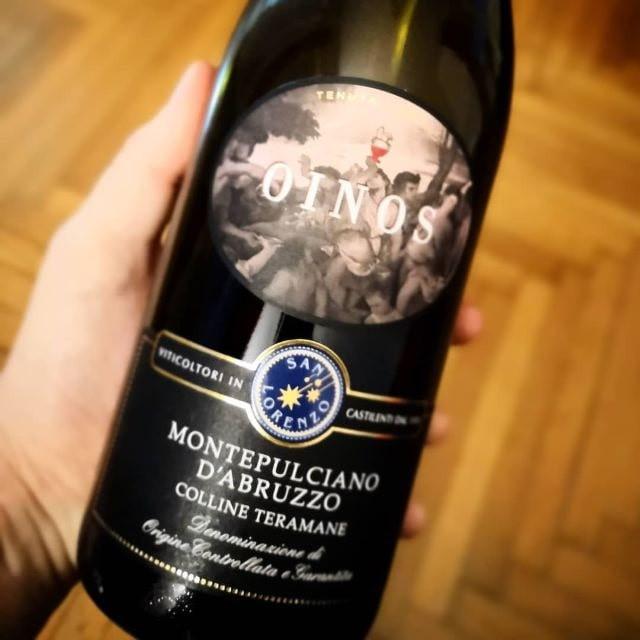 Rượu Onios Montepulciano D'abruzzo