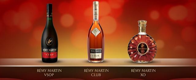 Rượu Remy Martin phát triển mạnh mẽ trong gần 295 lập nghiệp