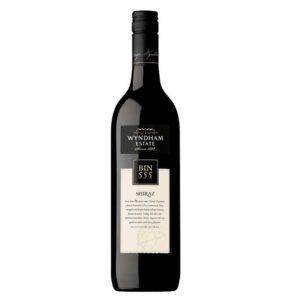 Rượu vang Bin 555 đến từ thương hiệu rượu vang trứ danh nước Úc