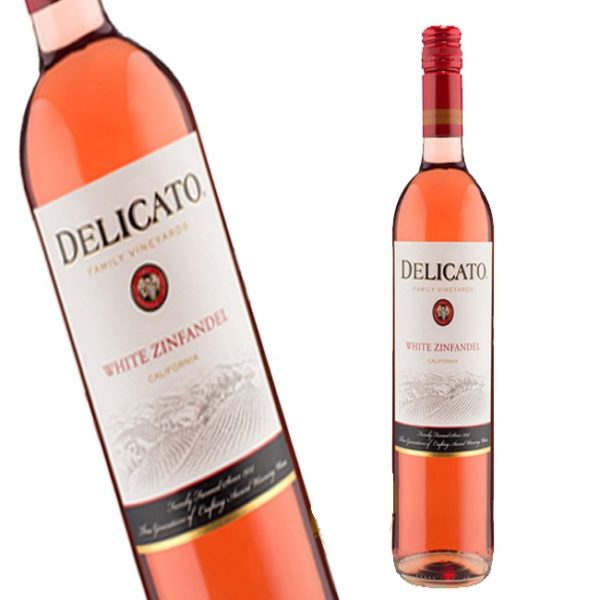 Rượu vang Delicato White Zinfandel từ Mỹ