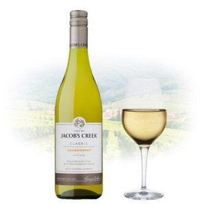 Rượu vang Jacob's Creek Chardonnay thương hiệu rượu vang trứ danh