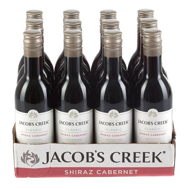 Rượu vang Jacob's Creek Classic Shiraz Cabernet xuất xứ từ Úc