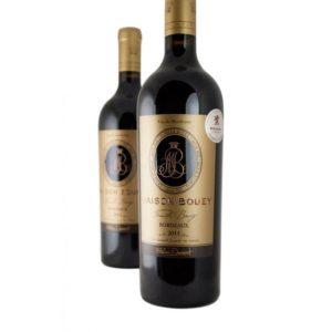 Rượu vang Maison Bouey Family đến từ Pháp - đất nước sinh ra những chai rượu vang huyền thoại