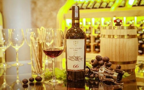 Thương hiệu rượu vang Napa Valley nổi tiếng nước Mỹ