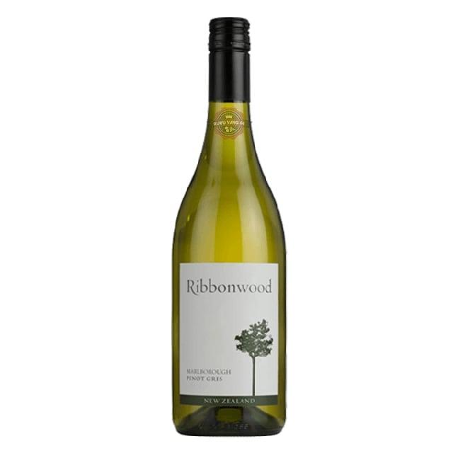 Rượu vang Ribbonwood Pinos Gris – món quà diệu kỳ của vùng đất New Zealand