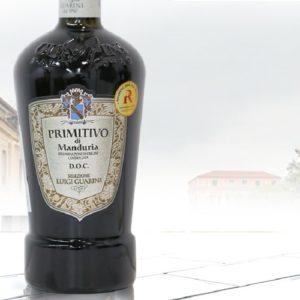 Rượu vang Selezione Primitivo di Manduria