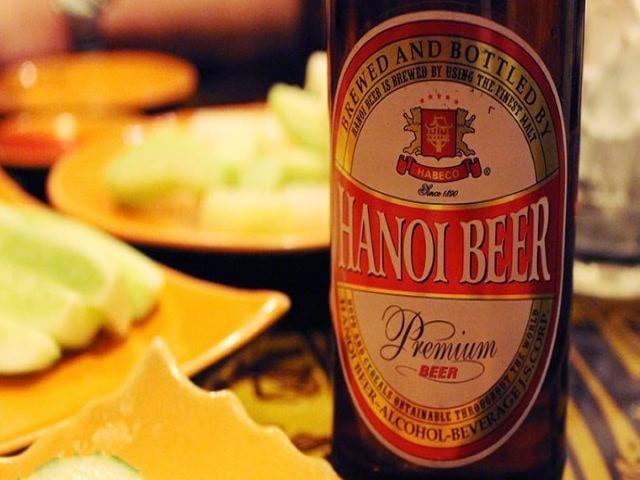 Sự phát triển của Hà Nội beer tại Việt Nam