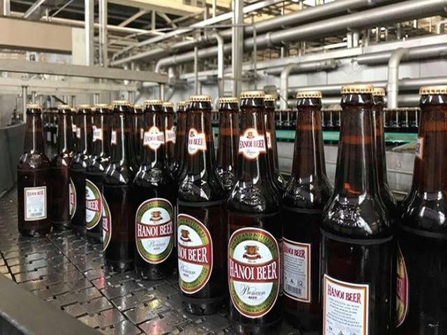 Thành phần sản xuất ra beer Hà Nội