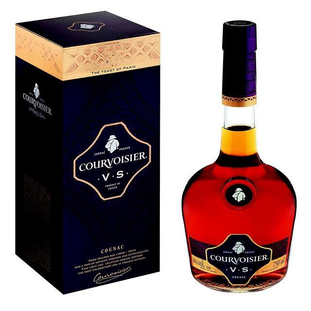 V.S là phân hạng rượu phổ thông nhất của Courvoisier tính đến thời điểm hiện tại