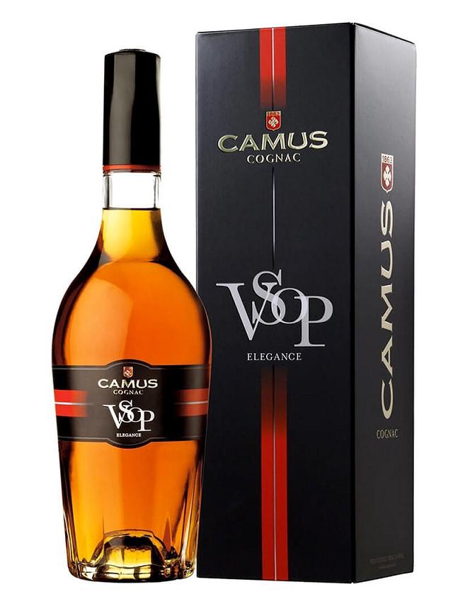 VSOP Elegance một trong những sản phẩm nổi tiếng của gia đình Camus