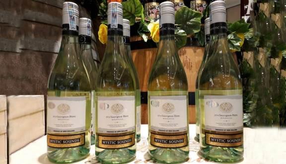 rượu vang new zealand