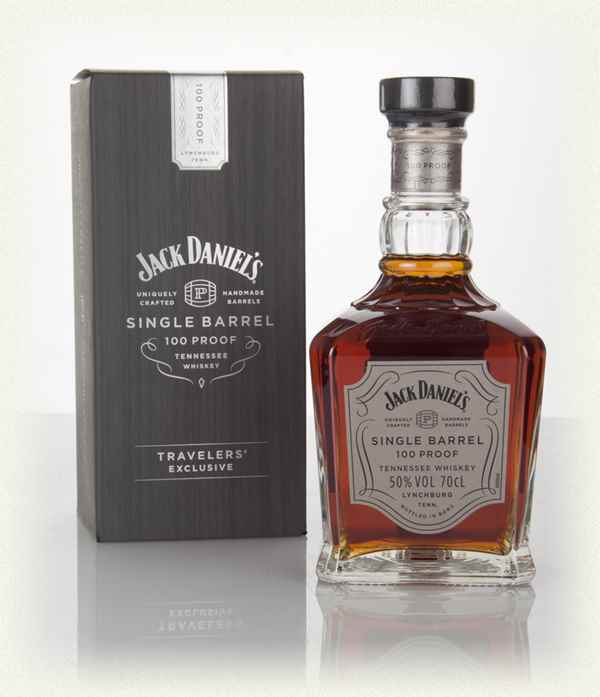 Rượu Jack Daniel's Single Barrel.
