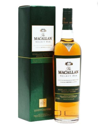 rượu macallan 1824 collection