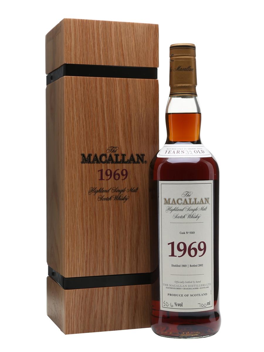 rượu macallan 32