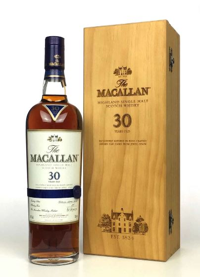 rượu macallan 30
