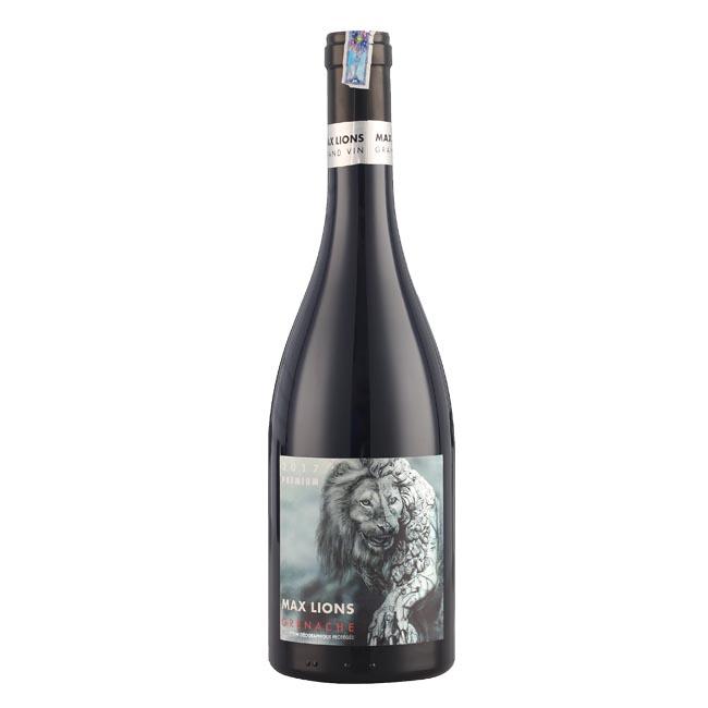 Rượu vang Pháp Max Lions-Grenache