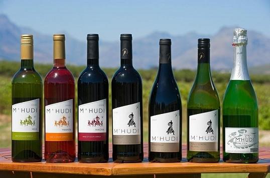 vùng rượu vang Stellenbosch