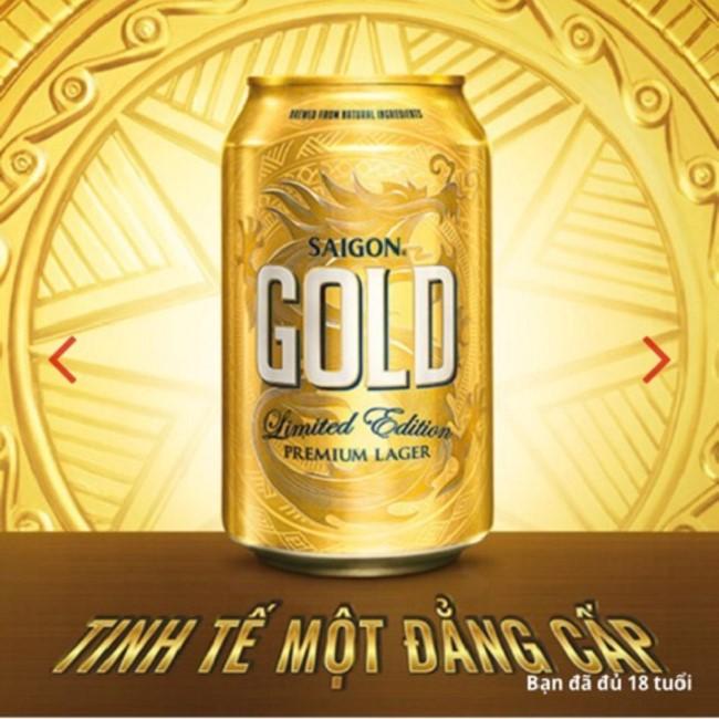 """""""Gold"""" một chữ vàng nâng tầm tinh tế"""