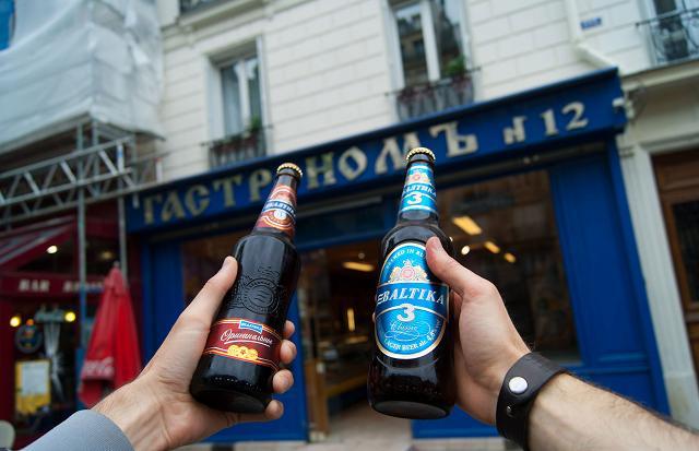 Bia Nga và những vẻ đẹp còn ẩn giấu ở đằng sau
